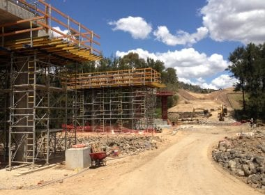 Wyangala Dam Safety Upgrade, NSW